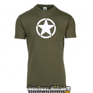 T-shirt - avec étoile blanche