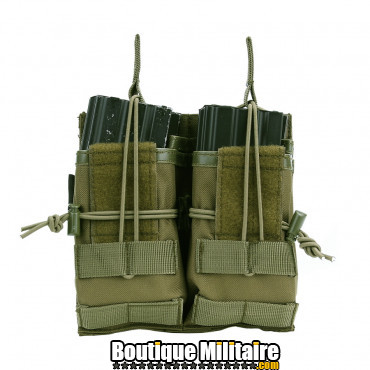 Pochette 2 chargeurs. Airsoft