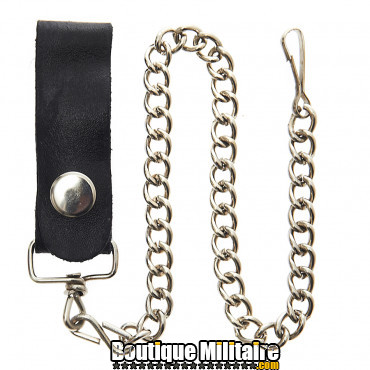 Porte monaie avec chaine