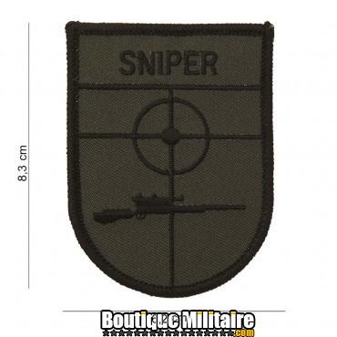 Patch sniper - ecusson 3007