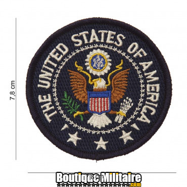 Patch United States of America - eagle 3012