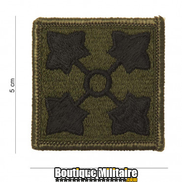 Patch 4th infantry ivy division 3028