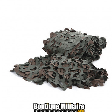 Filet de camouflage : LW03 woodland
