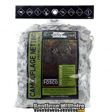 Filet de camouflage avec cordelettes - SP08SC