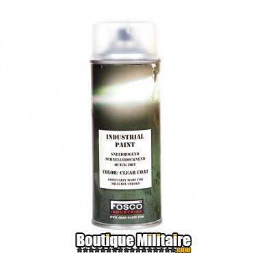 Boîte Spray vernis transparent 400 ml 6 pcs