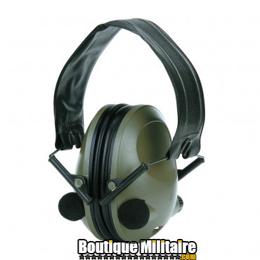 Couvre oreilles Electronique