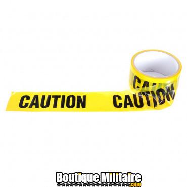 Ruban - Caution
