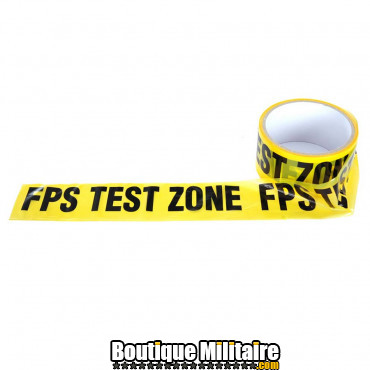 Ruban - FPS test zone