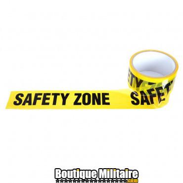 Ruban - Safety zone