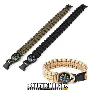 Bracelet paracord K2023 9 inch