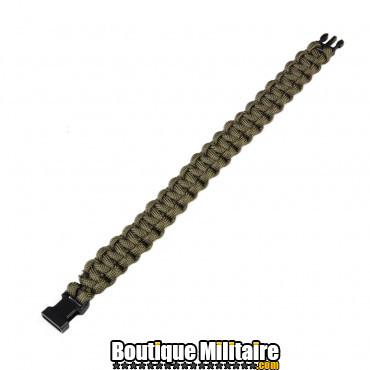 Bracelet paracord K2015 8 inch