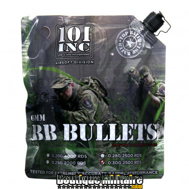 Sac de billes Airsoft extreme - 0.30g - 6mm