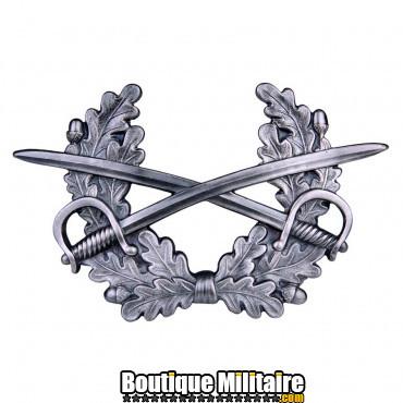 Badge - Crossed swords and wreath Bundeswehr
