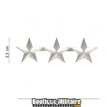 Badge - Luit. General 3 stars 6097