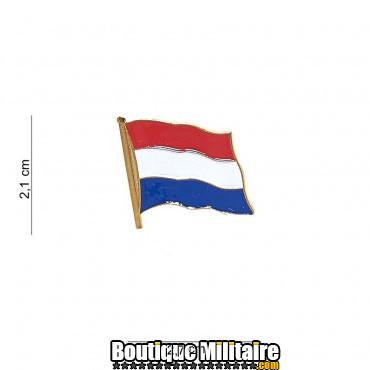 Badge - drapeau Hollandais 7072