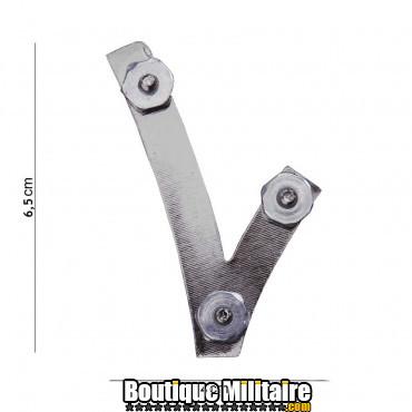 Badge - SECURITE screw-thread 7098