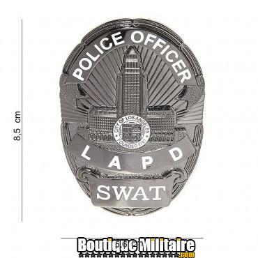 Badge police officer LAPD swat 7032