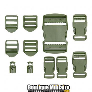 Set de boucles de ceintures : 101 INC