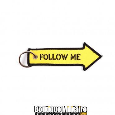 Porte-clés - Follow me