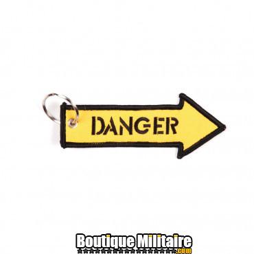 Porte-clés - Danger
