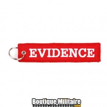 Porte-clés - Evidence