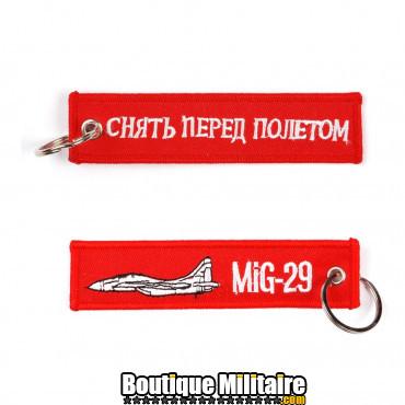 Porte-clés - RBF + MIG 29