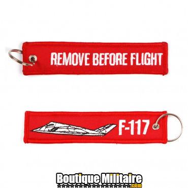 Porte-clés - RBF + F-117
