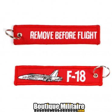 Porte-clés - RBF+F-18