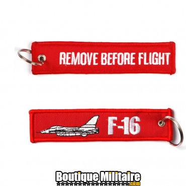 Porte-clés - RBF + F-16