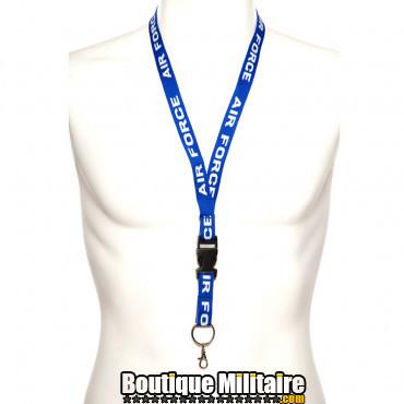 Courroie porte-clé US Air Force