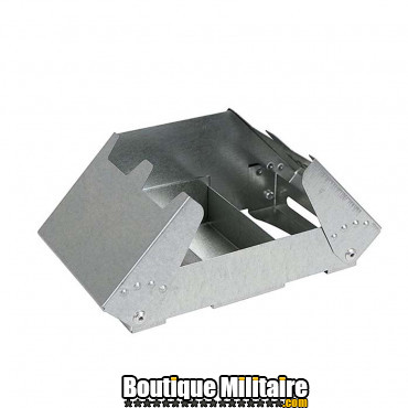 BCB Cuiseur portatitif avec coupe-vent, pliable CN337