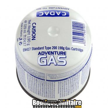 Cartouche de gaz - recharge