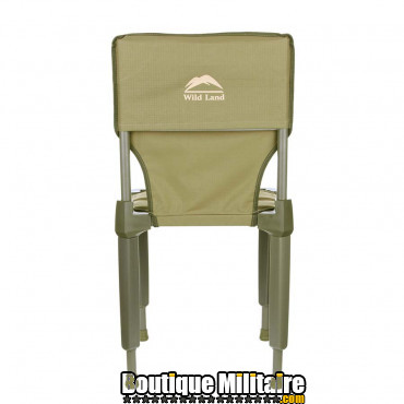 Chaise de camping - Bushlife