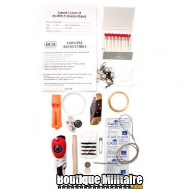 BCB Kit de survie trekkers CK015L