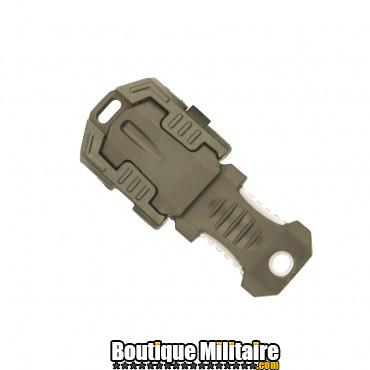 Mini couteau à ouverture rapide, système Molle, JFO10