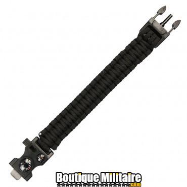 Bracelet Paracord survie combi dans boucle - 9 inch JYFPB02
