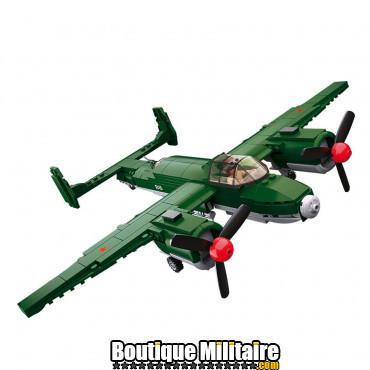 Sluban Sconde Guerre Mondiale, Bombardier Russe - M38-B0688 16098