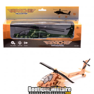 Helicoptère militaire Apache