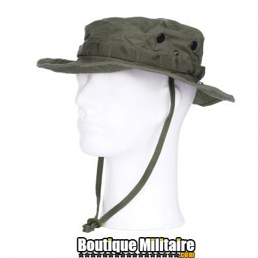 Chapeau de brousse avec fil de mémoire