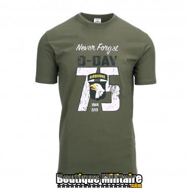 T-shirt - D-Day 75 ans
