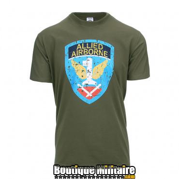 T-shirt - Allied Airborne