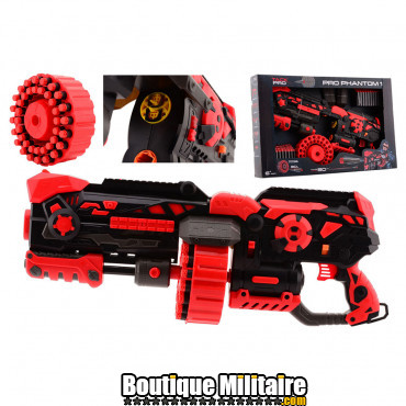 Pistolet - Tack Pro phantom 80 fléchettes - 70 cm 04