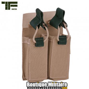 TF-2215 Pochette double chargeurs pistolet