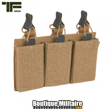 TF-2215 Pochette triple
