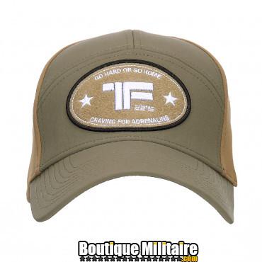TF-2215 Baseball cap flex two-tone