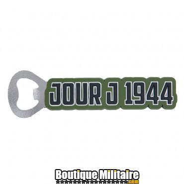 Ouvre-bouteille en acier - Jour J 1944
