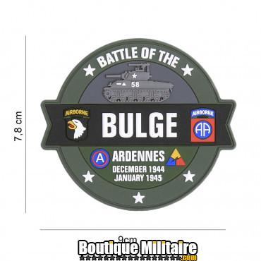 Patch 3D PVC Battle of the bulge 20023