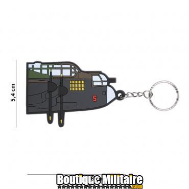 Porte-clés 3D PVC Avro Lancaster 112