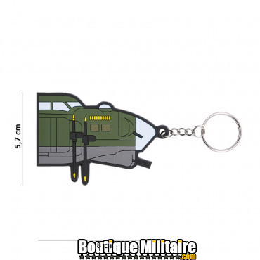 Porte-clés 3D PVC B-17 Flying Fortress 111