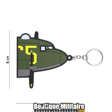 Porte-clés 3D PVC C-47 Skytrain 110